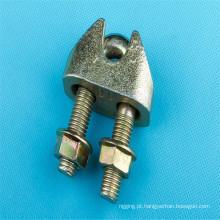 Clipe de corda de arame aço maleável de 1142 DIN