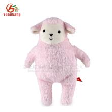 Stuffed Pink Fat Plush Sheep Toy