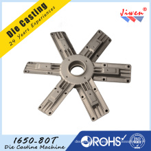 High Quality Aluminum Die Cast Industrial Machinery Parts