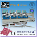 Мульти цвет горный хрусталь трафареты оборудование HUAGUI