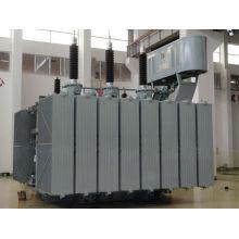 66kv / 11kv 15MVA Energía ascendente Transformador eléctrico a