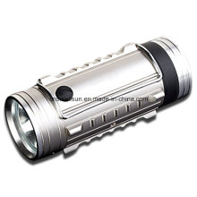 Rechargeable Middle Switch Aluminium Fishing Light