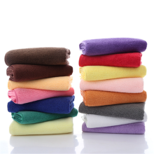 Warp Knitting Stock Available  300gsm Microfiber Towel