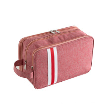 Newest Design Toiletry Waterproof Cosmetic Bag  Portable Packing Bag Large Capacity Travel Make Up Organizer