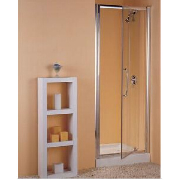 Simple Pivot Shower Door (WS-P090)