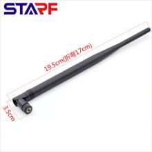 STARF 19.5cm length 5dbi 2.4G GSM 868MHz RPSMA SMA Male Rubber Duck Antenna