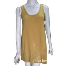 New Fashion Round Neck Sleeveless Summer Dresses