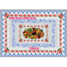 Plastic Table Cloths Oilcloth /Vinyl Table Cover