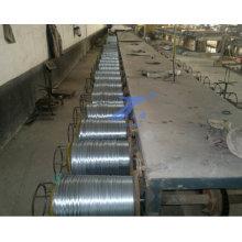 Fabricante de alambre Galvanzied en alta calidad