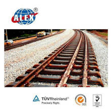 U-Shape Steel Rail Sleepers für Kohlebergwerk