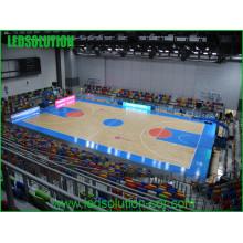 Полный Цвет рекламируя афишу СИД стадиона баскетбола