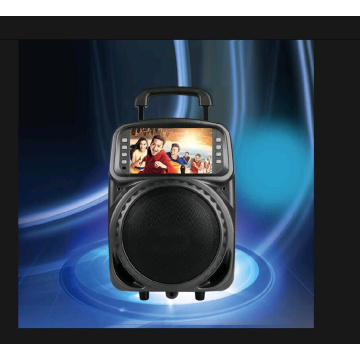 Mais recentes MP5 Portable Mini Bluetooth Multimedia 7 LCD Speaker