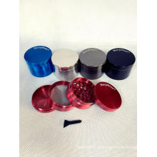 High Density Sharpstone Zink Alloy Herb Grinders