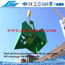 20t 28t Wo Ropes Clamshell Hydraulic Grab