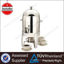 Équipements de cuisine pour le restaurant 10.5L distributeur de lait de café de thé