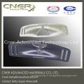 Детали из углеродного волокна 3D Shaped, аксессуары для мотоциклов, аксессуары для велосипедов