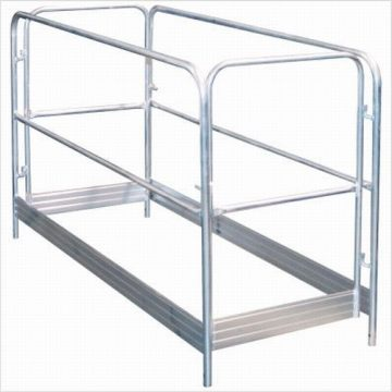 Aluminium Multifunktions Baby Tower Scaffold