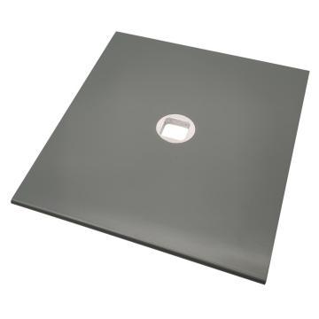 Kundenspezifische Herstellung und Montage der Aluminium-Grundplatte