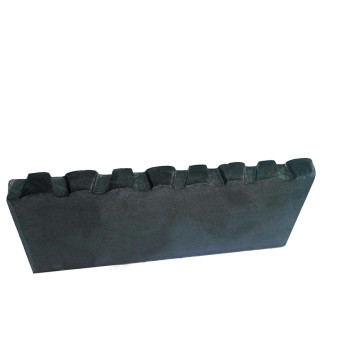 steel serrated flat bar