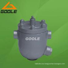 Trampa de vapor de bola flotante libre de alta presión y temperatura (GACS41Y / GACS61Y)