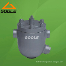 High Pressure and Temperature Free Ball Float Steam Trap (GACS41Y/GACS61Y)