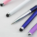 Metal Led Laser Pointer Pen Stylus 4 In 1
