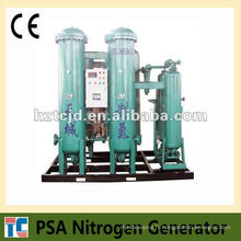 Système de génération de nitrogène passée CE Fabrication en Chine Economie d'énergie PSA