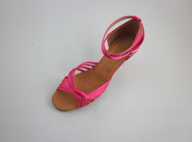 Pink Latin Shoes For Womens