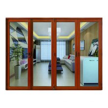 American design cheap aluminium alloy interior folding doors