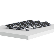 Solar System 1000KW Flat Roof Solar Panels Mount