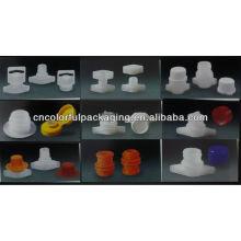 Spout for plastic Packaging bags/plastic bag spout/plastic pour spout