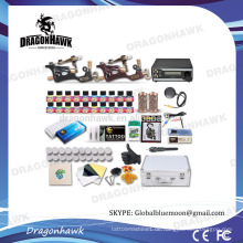 Professionelle benutzerdefinierte zwei Rotary Tattoo Machines Tattoo Kits