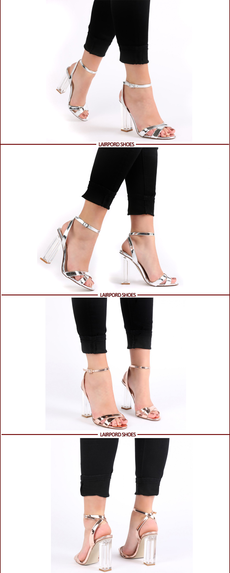 roma style ladies shoes