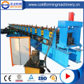 Galvanized Steel Rack Storage Shelf Tools Roll Forming Machine