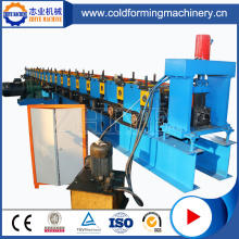 High Accuracy Storage Shelf Pillar Forming Machinery