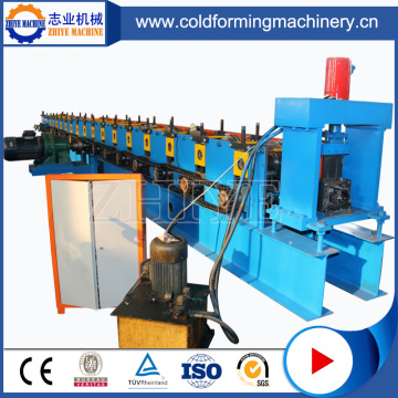 Zhiye High Speed GI Struct Racks Making Machine