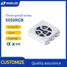 Three-proof 5050RGB series SMD lamp beads led