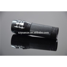 led torch light manufacturers, emergency torch light, zoom dimmer led flashlight