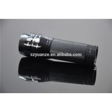 Светодиодный фонарик производителей, фонарь чрезвычайной фонарь, zoom dimmer led flashlight