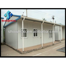 Sandwich panel light frame prefabricated house