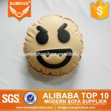 SUMENG funny angry custom whatsapp emoji pillow