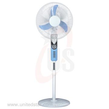 16′′ DC Solar Stand Fan