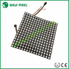 WS2811 rgb pixel 16 * 16 Matriz rgb smd5050 levou tira de luz 5 V DC ws2812