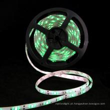 Luzes LED coloridas para desfile de moda