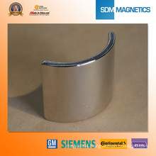 Huge Segment Permanent Rare Earth Neodymium Magnet with Cup Shape