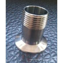 Single Clamp Single Male Thread Steckverbinder