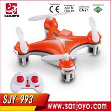 993 RC Mini Quadcopter 2.4G Remote Control Toys 4CH 6Axis VS Cheerson CX-10 Nano Quadcopter