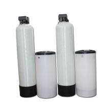 Válvula Fleck Dual-tanque y suavizador de agua de válvula dual