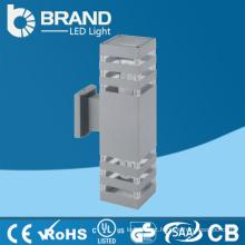 CE Rohs Warm Cor outdoor LED light prefabricados painéis de parede de concreto