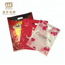 Nouvelle vente chaude produit gratuit échantillon échantillon petits sacs en plastique clairs pour la promotion